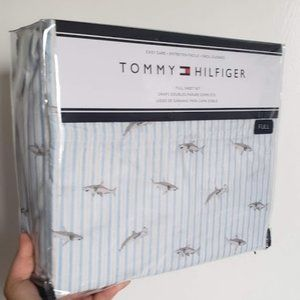 NEW Tommy Hilfiger Sheets Sheet set FULL DOUBLE